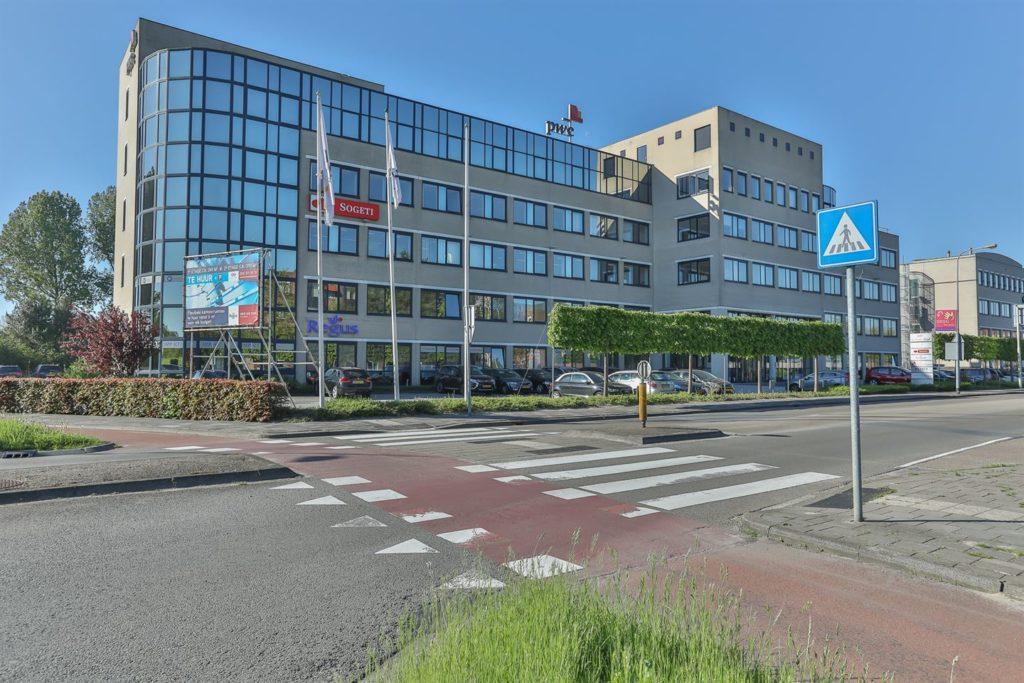 Kantoor Care for Women Groningen-Zuid, dichtbij het Martiniziekenhuis